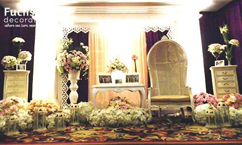 Classic elegant wedding fuchsia decoration wedding decoration classic elegant wedding junglespirit Images