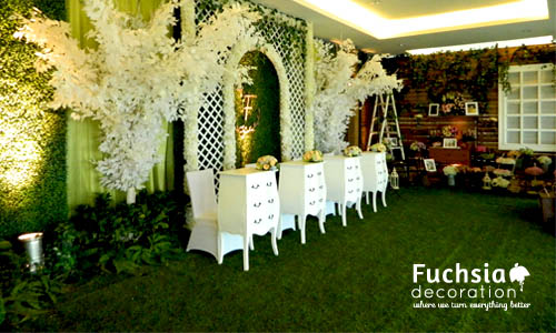 Fuchsia decoration wedding decoration event decoration indonesia weddingdecoration6 junglespirit Choice Image