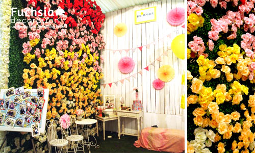 Fuchsia decoration wedding decoration event decoration indonesia wedding exhibition 2014 dekorasipameran1 junglespirit Image collections