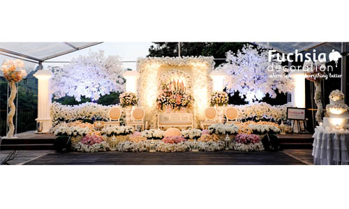 Wedding decoration padma bandung images wedding dress decoration romantic chic wedding junglespirit images junglespirit Images