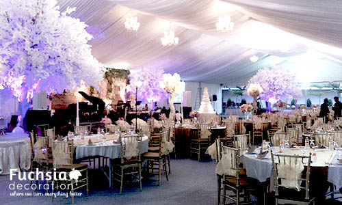 Tips for Wedding Reception Decor