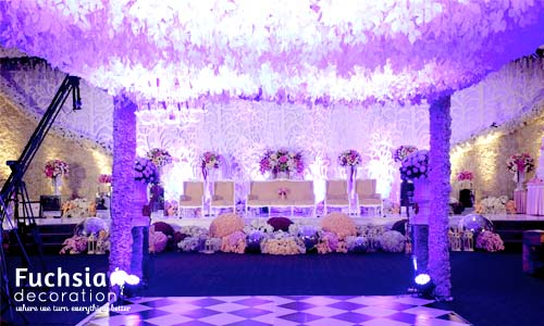 Euphoria wedding fuchsia decoration wedding decoration event weddingdecoration44 junglespirit Choice Image
