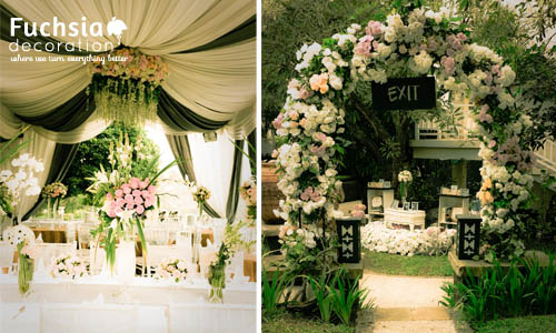 How to choose the right decoration for your wedding